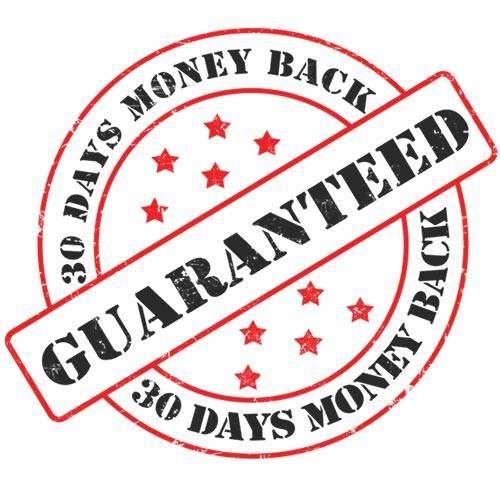 30-Days Money Back Guarantee